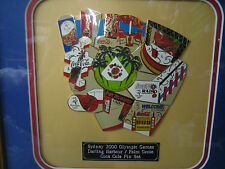 "Coca Cola Puzzle Set ""9 Pin Palm Grove"" Sydney 2000 Olympic Games"