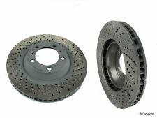 WD Express 405 43132 098 Front Disc Brake Rotor