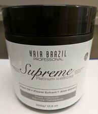 Supreme Platinum Ice Blond Mask 500 Grams