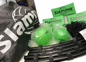 GoSports Slammo Game Complete Set with Carrying Bag NEW
