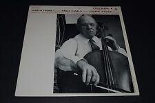 Joseph Fuchs~Pablo Casals~Eugene Istomin~Beethoven~Columbia ML 5291~Six Eye