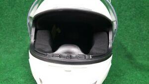 HJC CS-12Y Full Face Motorcycle Helmet Gloss Black - Size Youth L/XL - DOT