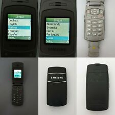 CELLULARE SAMSUNG SGH X150 NERO GSM SIM FREE DEBLOQUE UNLOCKED