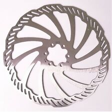 MTB / Road / Bike / Cycle Disc Brake Rotors G3 + 6 Bolts 160mm 180mm 203mm