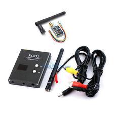 TS5823 5.8G 200mW 32CH Mini Wireless AV Transmitter Module For FPV W/ Reveiver