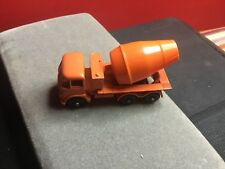 Vintage 1961 Lesney Matchbox #26-B Foden Cement Mixer In N Condition