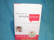 The Power of Simple Prayer : How to Talk with God about Everything Free Shipping