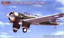KORA Models 1/72 CURTISS WRIGHT CW-19A Chinese Air Force