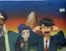 El Hazard: The Wanderers 1995 TV Anime Animation Production Multi-Layer Pan Cel