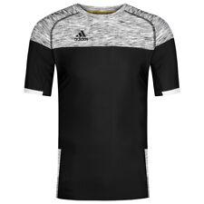 THW Kiel Adidas Hombre Techfit Balonmano Sport Camiseta Fitness AZ4428 Nuevo