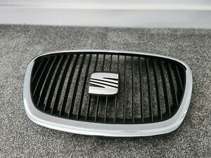 Seat Leon Grill Front Grille 2010 Mk2 (1P)