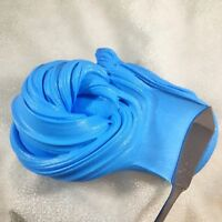 SLIME Blueberry Butter Scent 2 4 6 8 oz Size Soft Spreadable Blue Berry Handmade
