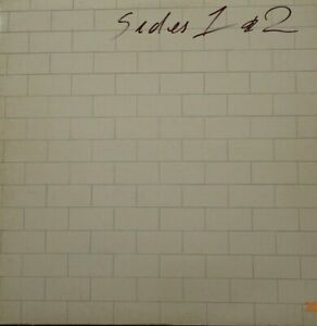 PINK FLOYD-THE WALL. 1ST 1979 UK PRESSING  A/2 B/2 VINYL DOUBLE LP RECORD 1979