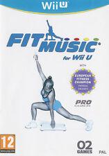 Fit Music Nintendo WII U IT IMPORT BIGBEN INTERACTIVE