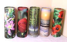 Scatter Tube Ashes Urn , Adult Child Scattering Cremation Eco Biodegradable urn