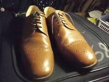 HAND MADE WELTED BROGUE MENS SHOES   SIZE 44