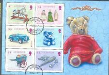 Guernsey-Classic Toys-Nostalgia min sheet fine used