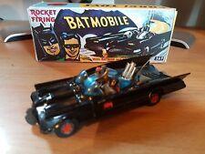 "CORGI 267 BAT HUB BATMOBILE ""Gloss Black' & Box-Magnifica!"