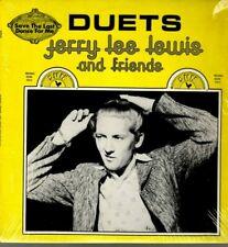Jerry Lee Lewis & Friends (Elvis) Vinyl LP Sun Records 1978, Sun-1011, Duets~VG+