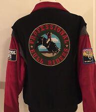 Cripple Creek Professional Bull Riders Large L Jacket LPR Circle S