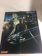Batman - Super Nintendo Power Original Rare Poster