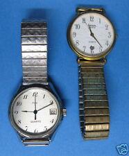 Lot de 2 montre calendrier Pax, Yéma,  A VOIR ! Réf 2013KY