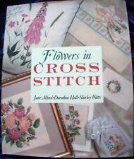 Flowers in Cross Stitch,Jane Alford