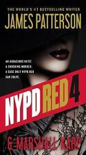 NYPD Red 4 James Patterson Marshall Karp Heist Murder Mystery Paperback