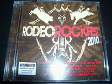Rodeo Rockfest 2010 CD Ft Grinspoon Nickelback You Am I Parkway Drive & More