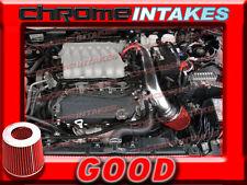 RED 95-00 DODGE AVENGER/CHRYSLER SEBRING 2.0L I4/2.5 2.5L V6 AIR INTAKE KIT