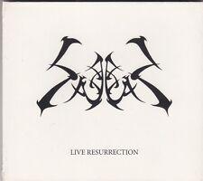 SABBAT - live resurrection CD