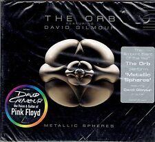 CD - THE ORB - Metallic Spheres