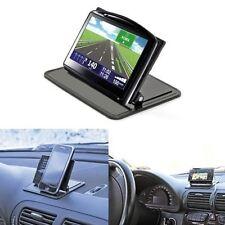 SUPPORTO SILICONE CELLULARE NAVIGATORE PDA GPS ANTISCIVOLO SMART STAND GIREVOLE