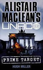 Prime Target by Alistair Maclean/Hugh Miller (Paperback, 1997) New Book