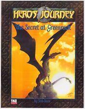 d20 3.0 D&D adventure module: Hero's Journey, The Secret At Greenrock