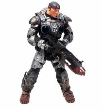 "Neca GEAR OF WARS MARCUS FENIX  6"" video xbox game based figure toy, NOT BOXED"