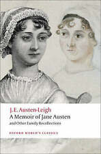 A Memoir of Jane Austen: and Other Family Recollections by James Edward Austen-Leigh (Paperback, 2008)