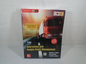 Operations and Supply Chain Management 14th International Edition **FREE S/H**