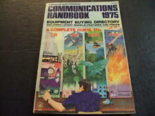 Popular Electronics Communication Handbook 1975 Equipment Buying ID:54207