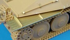 Hauler Models 1/35 HETZER TANK FENDERS Photo Etch Detail Set