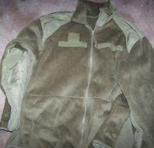 Pcu L-3 Polartec Fleece Jacket, Coyote, Large-Reg, U.S. Issue *Nice*