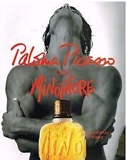 Publicité Advertising 1994 Parfum pour Homme Minotaure par Paloma Picasso