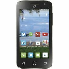 NEW Alcatel OneTouch Pop Nova (TracFone) Net10 4G LTE Android Touch Smartphone
