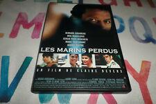 DVD LES MARINS PERDUS / Bernard GIRAUDEAU Marie TRINTIGNANT Audrey TAUTOU / DVD
