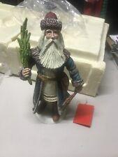 Vintage Royale Russian History Of Santa Collectible Figure Christmas 1983