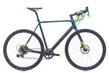 2017 Focus Mares CX Cyclocross Bike 60cm XX-Large Carbon SRAM Rival 1