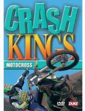 Crash Kings of Motocross [New DVD]