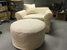 Rachel Ashwell Shabby Chic Couture Large Squishy Chairs *MINT CONDITION*