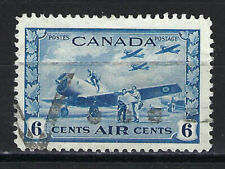 CANADA 1942 AIR Training Camp: 6c SG399 FU CV £13