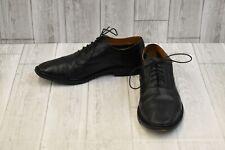 FRYE Paul Bal Oxford - Men's Size 10.5 D - Black Leather